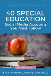 40 Special Education Social Media accounts you must follow